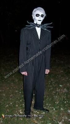 Jack Skellington DIY Costume