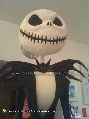 Jack Skellington Nightmare Before Christmas Costume