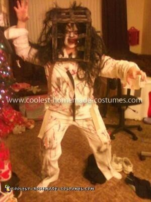 Homemade Jackal from Thirteen Ghosts Costume