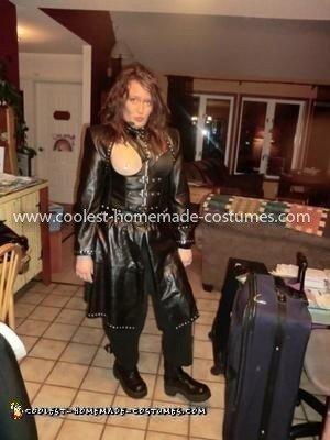 Homemade Janet Jackson Superbowl Costume