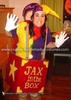 Coolest Jax-in-the-Box Costume 20