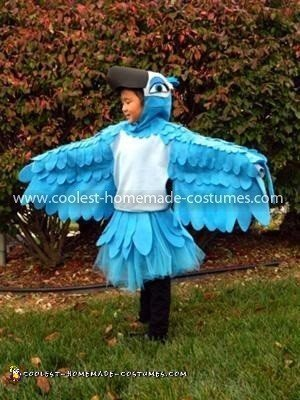 Coolest Jewel from Rio Bird Costume 4