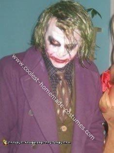 Joker Halloween Costume
