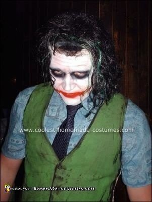 Joker Halloween Costume