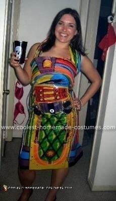 FUN-ctinoal Jukebox Costume