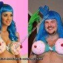Homemade Katy Perry from California Girls Music Video Halloween Costume Idea