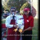 Coolest KFC Family Costume 14