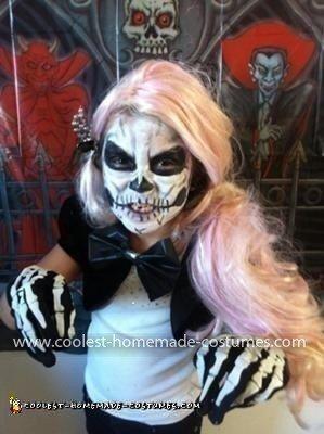 "Homemade Lady Gaga ""Born This Way"" Costume"