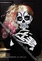 Coolest Lady Gaga Costume from Born this Way Video 33