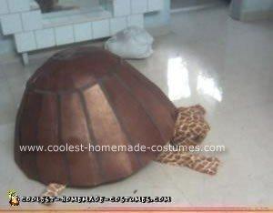 Leather Back Turtle Costume