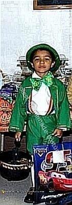 Leprechaun Halloween Costume