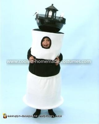 Coolest Lighthouse Costume 4
