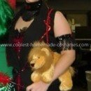 Homemade Lion Tamer Ringmaster Costume
