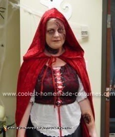 Red Riding Hood Attacked!!