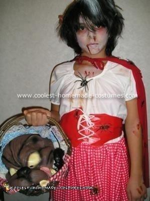 Little DEAD Riding Hood Costume