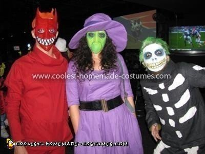 Coolest Lock, Shock and Barrel Group Costume 71