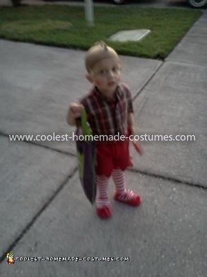 Coolest Lollipop Guild Munchkin Costume