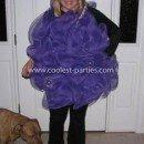 Homemade Loofah Costume