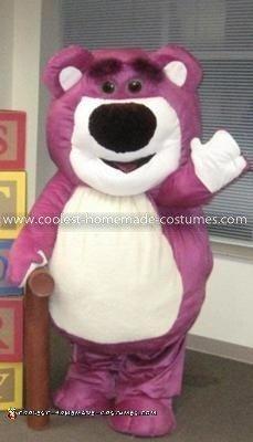 Coolest Lots O' Huggin Bear Costume