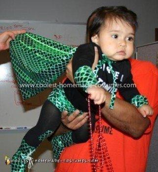 Coolest Luchadora Baby Costume