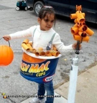Coolest Macaroni and Cheese Costume