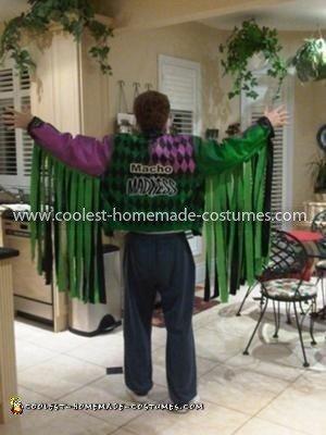 Coolest Macho Man Randy Savage Costume 10