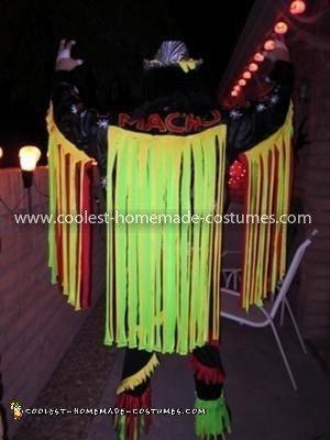 Coolest Macho Man Randy Savage Costume 11
