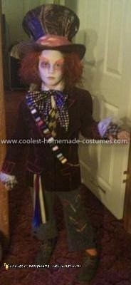 Coolest Mad Hatter Costume