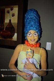 Coolest Marge Simpson Costume