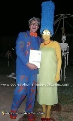 Simpsons Costume