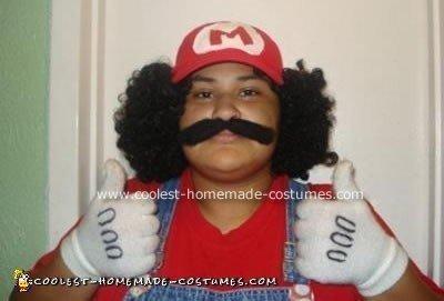 Mario Costume