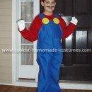 Our Super Mario Halloween Costume