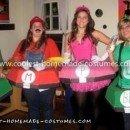 Coolest Mario Kart Group Costume