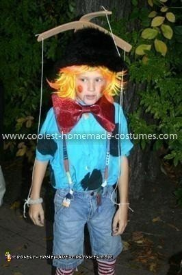 Coolest Marionette Costume 3