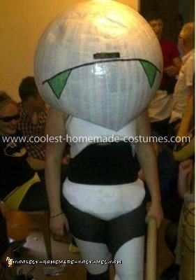 Coolest Marvin the Paranoid Android Costume