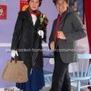 Mary Poppins Couple Costume