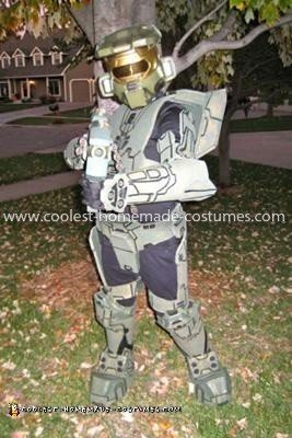 Coolest Homemade Halo Costumes