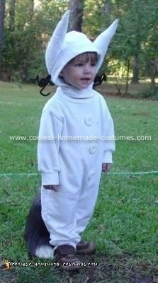 Homemade Max from Where the Wild Things Are Costume