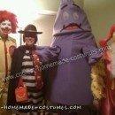 McDonald's Gang Costume