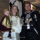 Medieval Family Costume