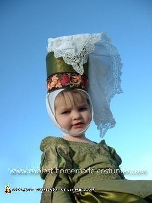 Coolest Medieval Lady Princess Costume