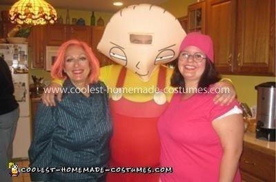 Homemade Meg Griffin Costume
