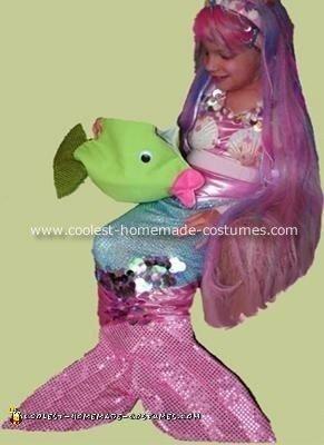 Mermaid on Wheels