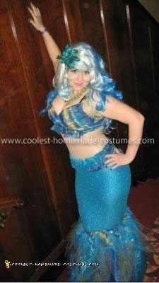 Coolest Mermaid Woman's Costume