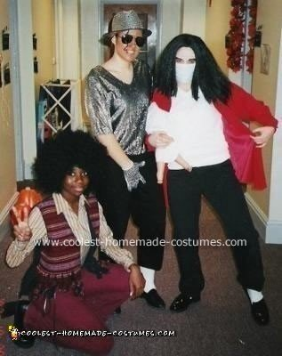 Three Stages of Michael Jackson
