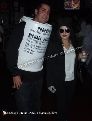 Michael Jackson Couples Costume