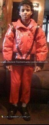 Coolest Michael Jackson Thriller Costume 18