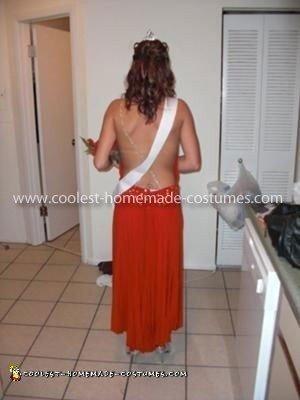 Coolest Miss America Costume