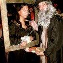 Mona Lisa and Leonardo Da Vinci Halloween Couple Costume Idea