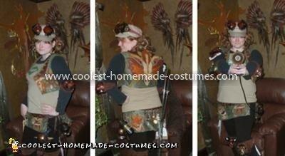 Coolest Monster Exterminator Costume